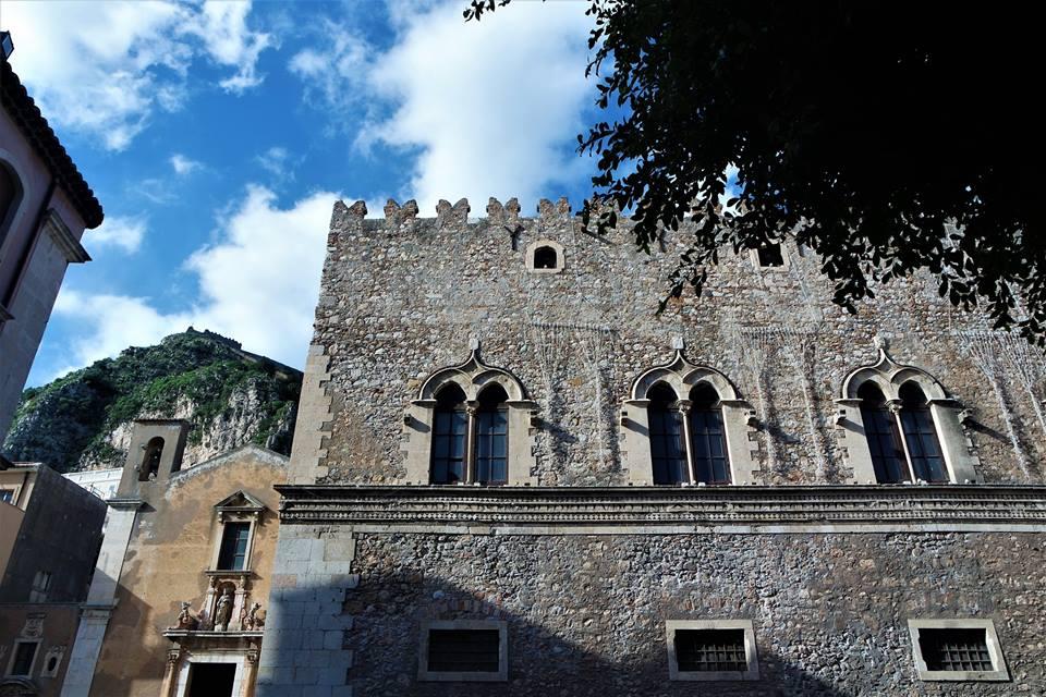 Palacio Corvaja, Taormina
