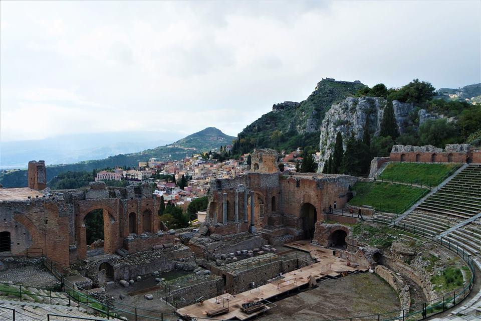 Qué ver en Taormina, Sicilia