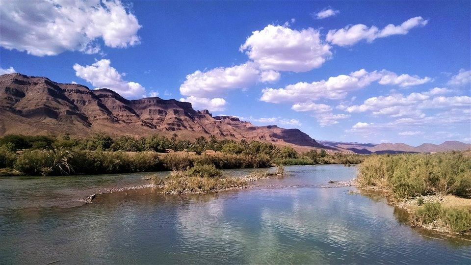 Sur de Marruecos, de camino a los Atlas Studios de Ouarzazate
