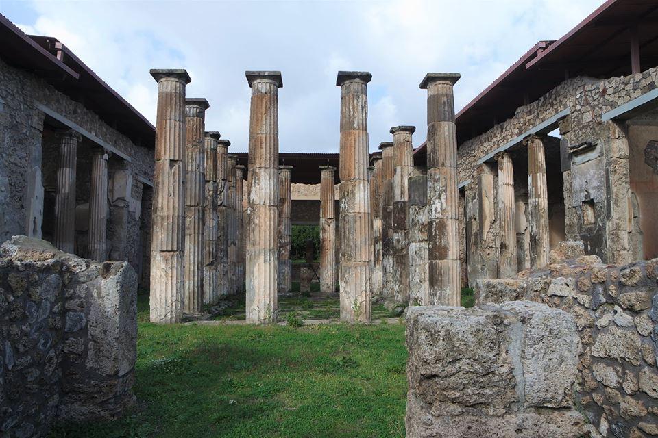 Templo, Pompeya