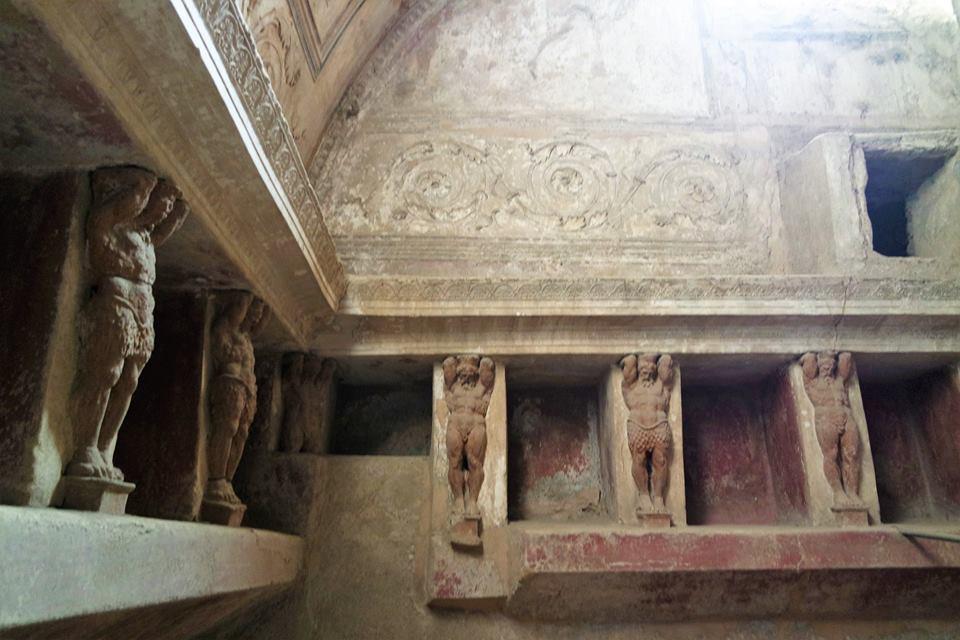 Termas de Pompeya