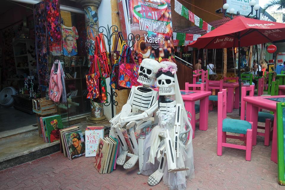 Tiendas de Playa del Carmen
