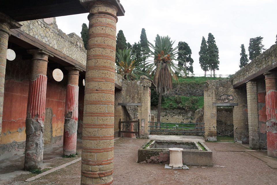 Villas de Herculano