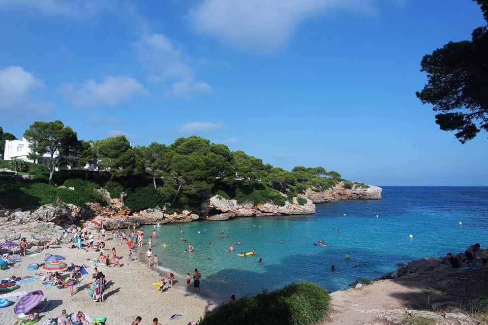 Cala Esmeralda, las mejores playas de Mallorca