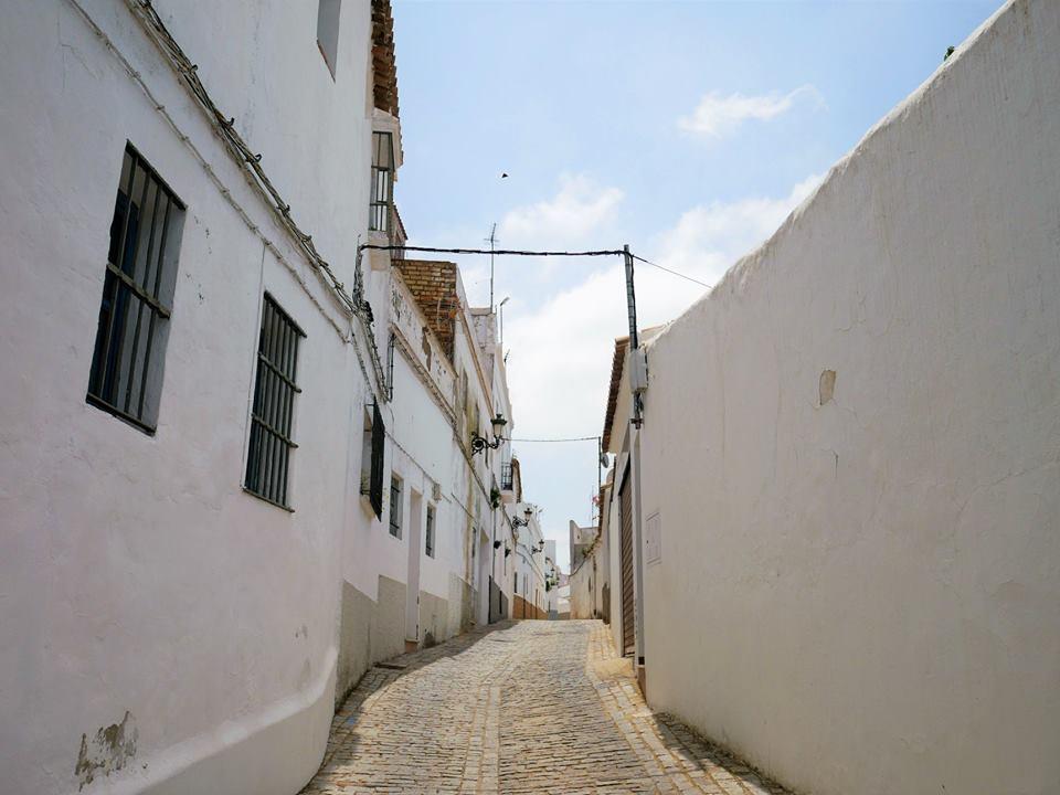 Calles empedradas, Medina Sidonia