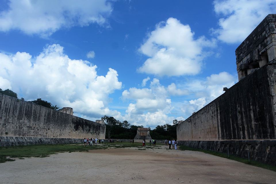 El Juego de Pelota, Chichén Itzá