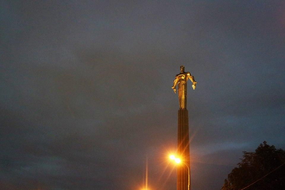 Estatua de Yuri Gagarin