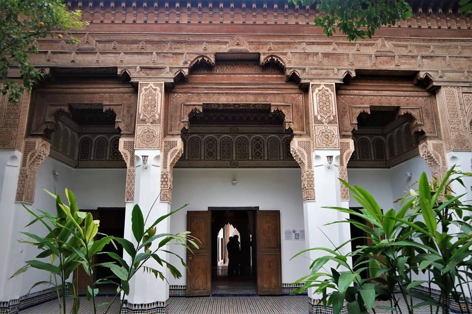 Palacio Bahia, Marrakech