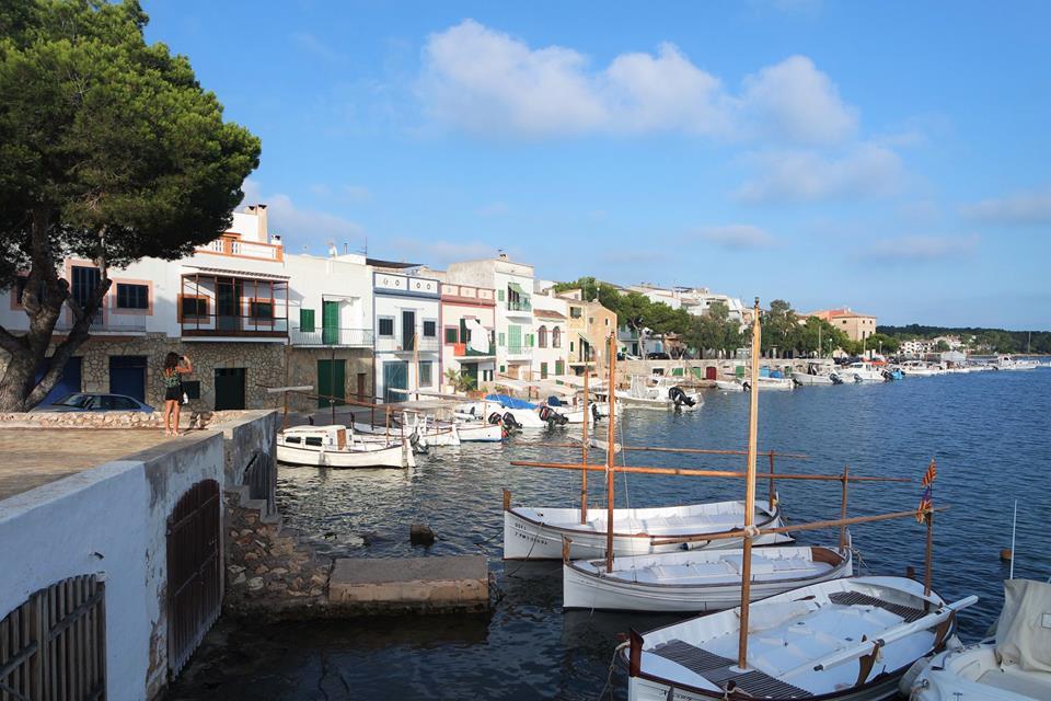 Portocolom, los pueblos más bonitos de Mallorca