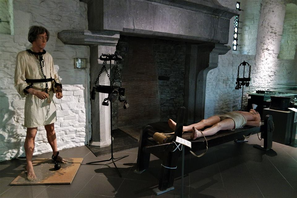 Torturas de la Inquisición