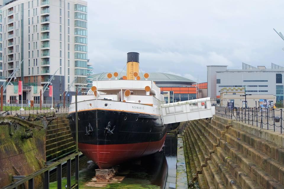 Astilleros del Titanic