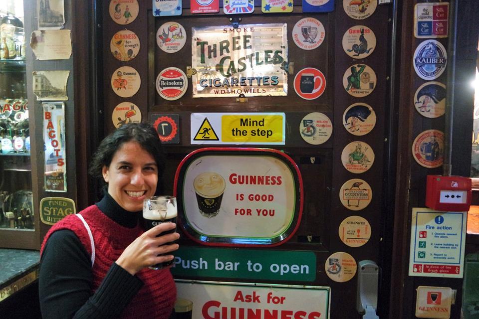 De pubs en Belfast