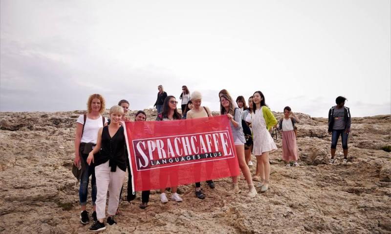 Estudiar inglés en Malta en Sprachcaffe