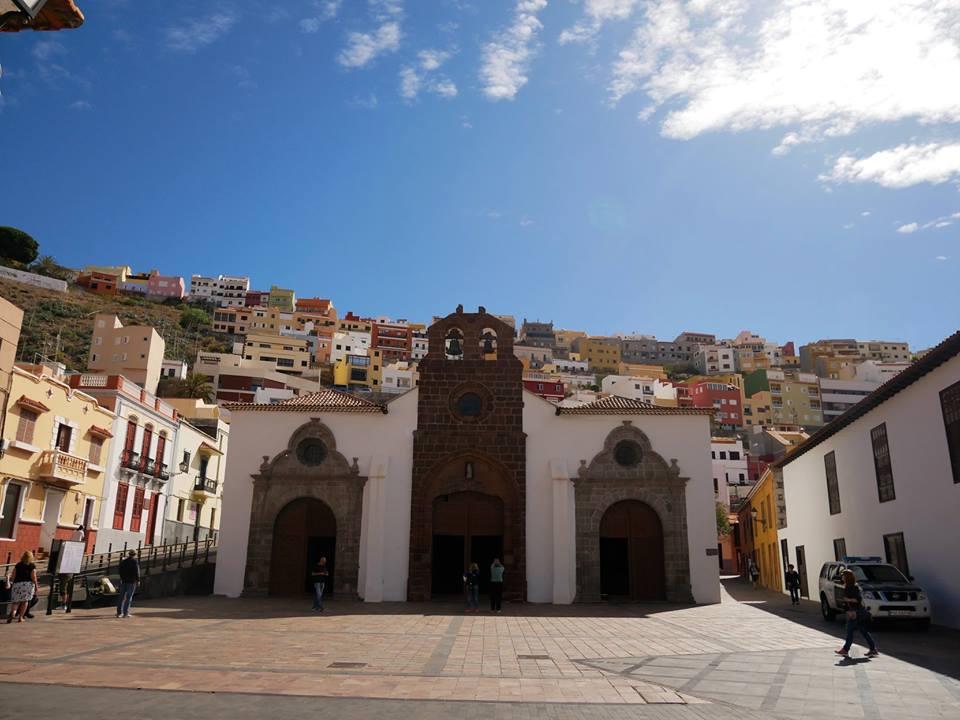 Iglesia de Nuestra Señora de la Asunción, La Gomera