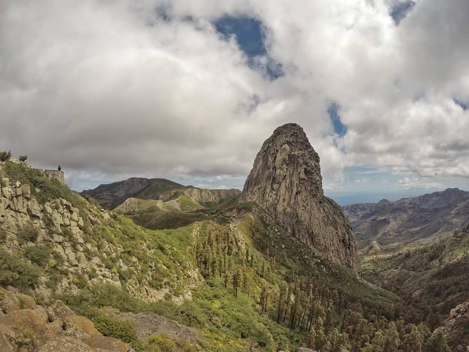 Mirador de Los Roques, qué hacer en La Gomera