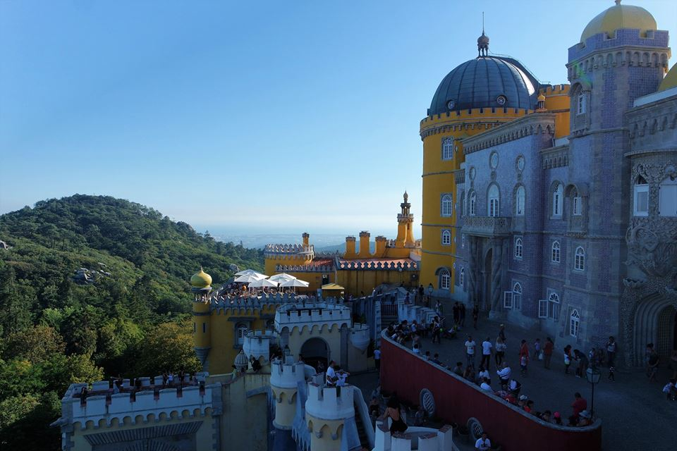 Palacio da Pena, qué ver en Sintra