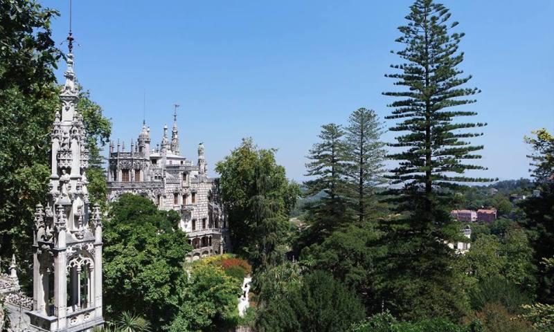 Palacio da Regaleira, qué ver en Sintra