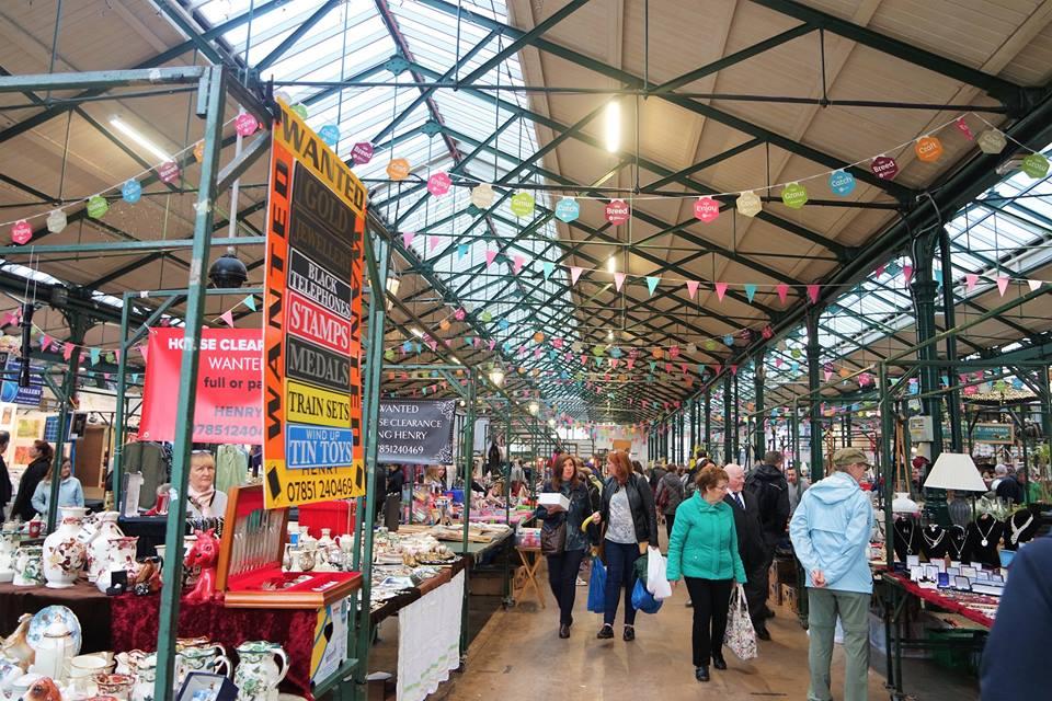 St George´s Market, Belfast