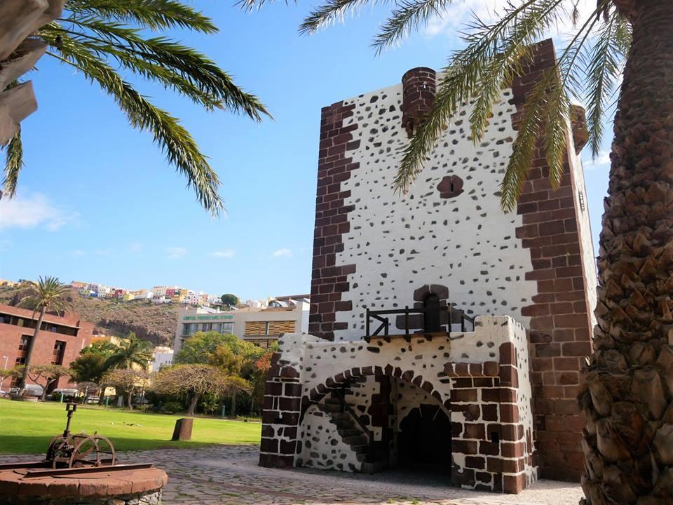 Torre del Conde, qué hacer en La Gomera