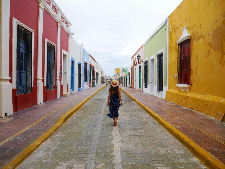 Calle 59 Campeche