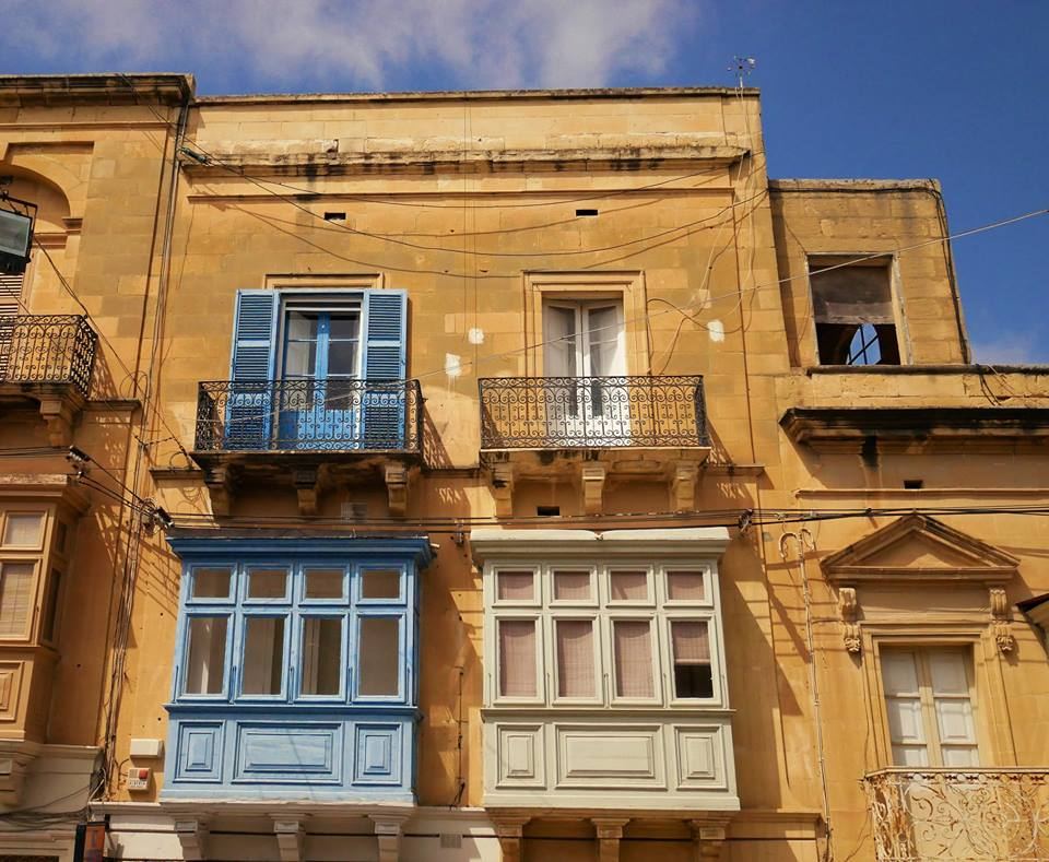 Casas tradicionales maltesas, Gozo