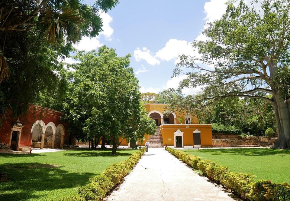 Hacienda Uayamón, Campeche