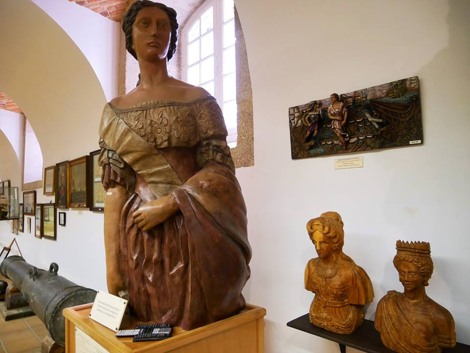 Mascarones, Museo Naval