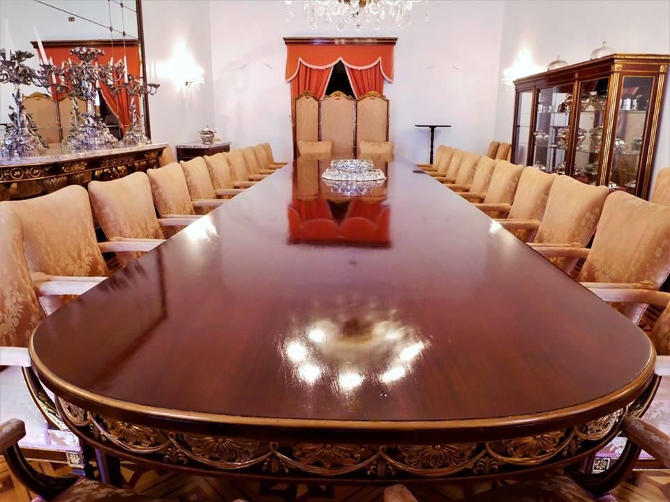 Salón de reuniones, Palacio de Capitanía