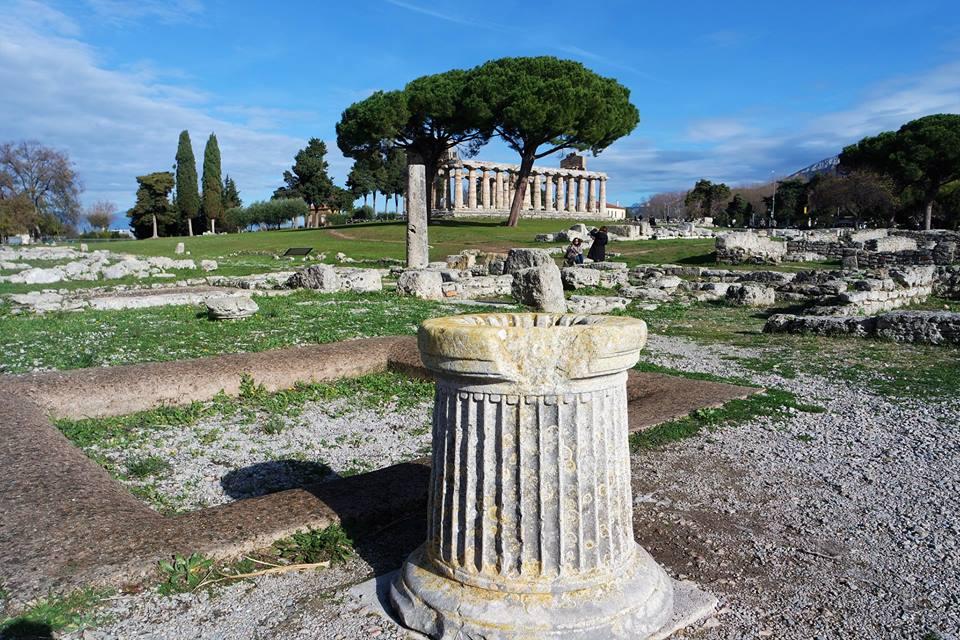 Ágora, Paestum