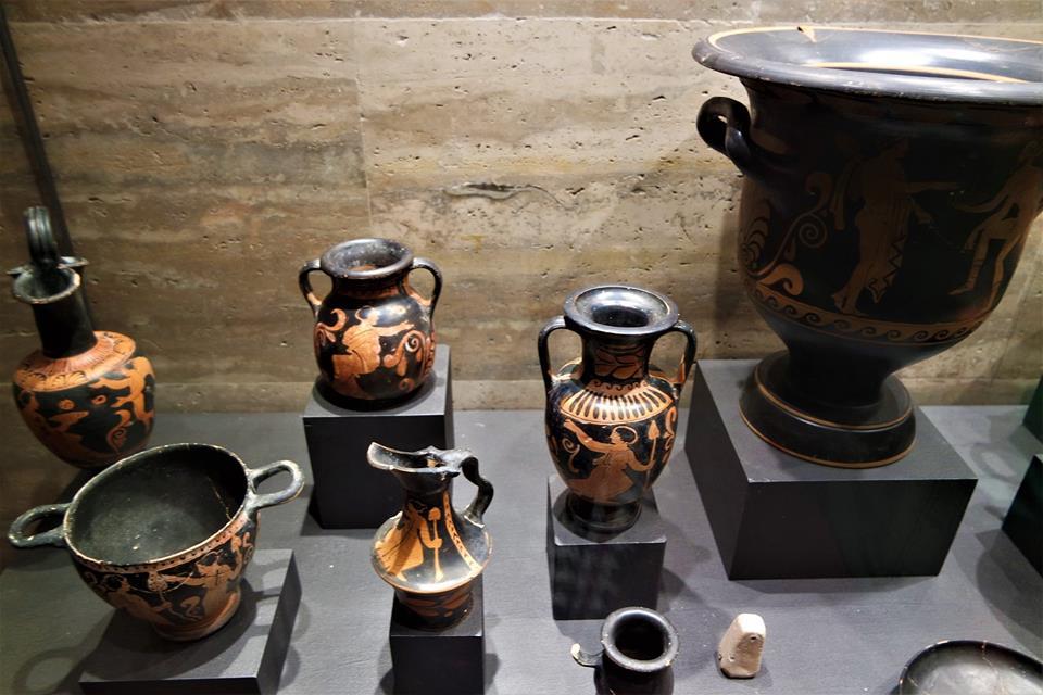 Ánforas griegas