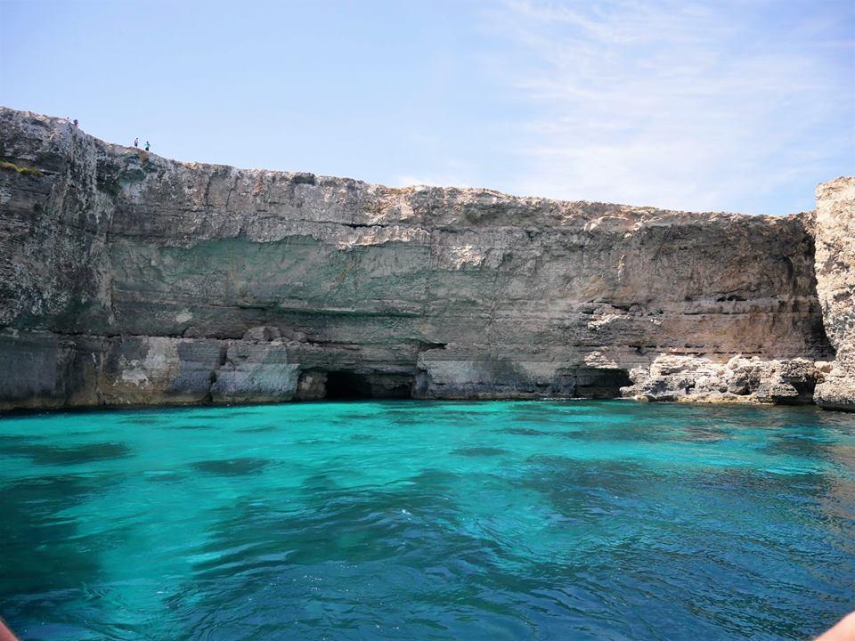 Bordeando Gozo y Comino, Malta