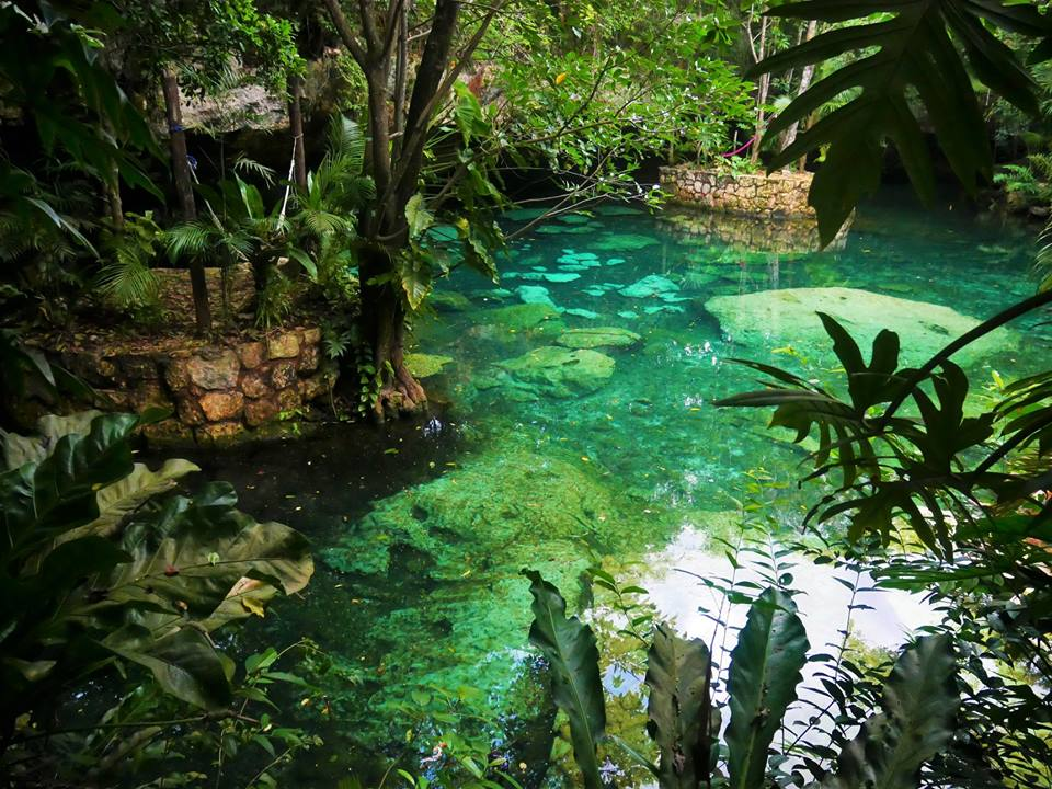 Cenote de Kantun Chi