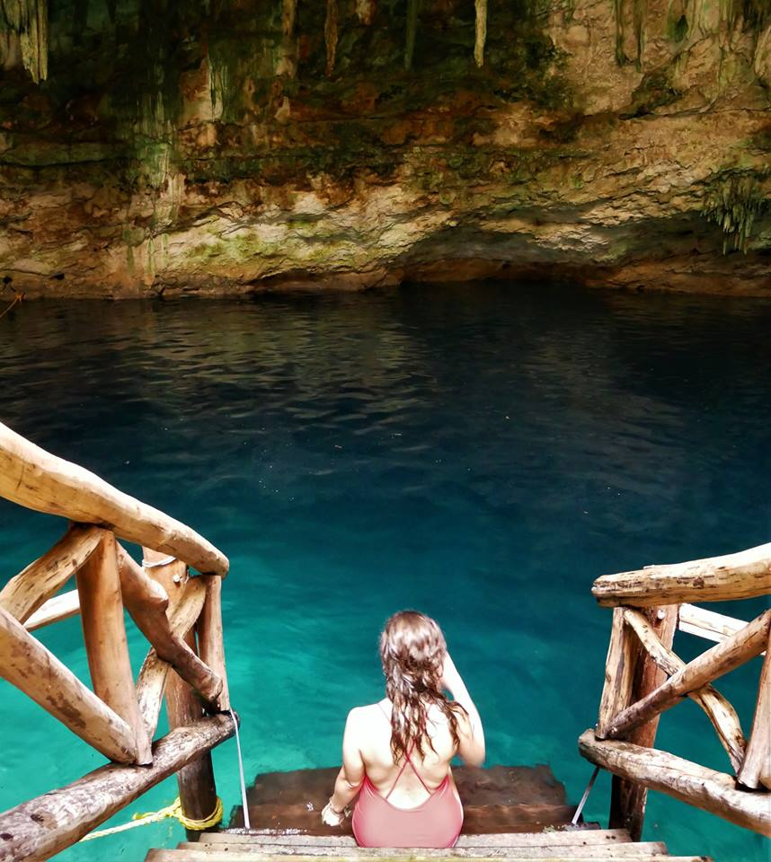 Cenotes de Santa Bárbara
