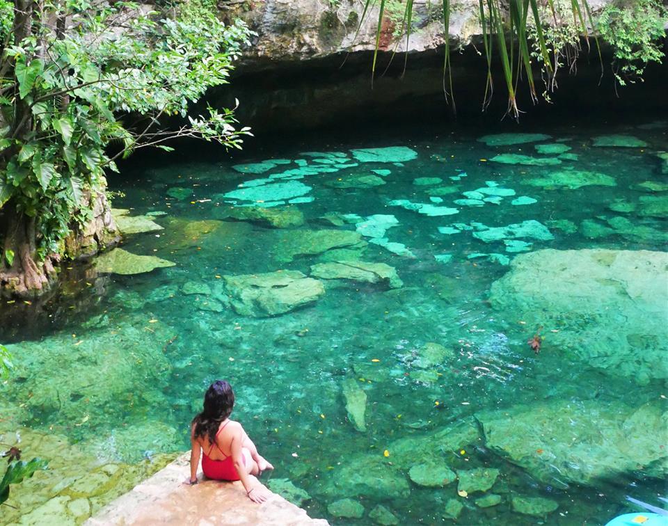 Cenotes de Yucatán, Kantun Chi