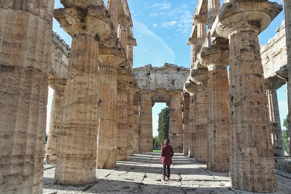 Templo de Poseidón, Paestum