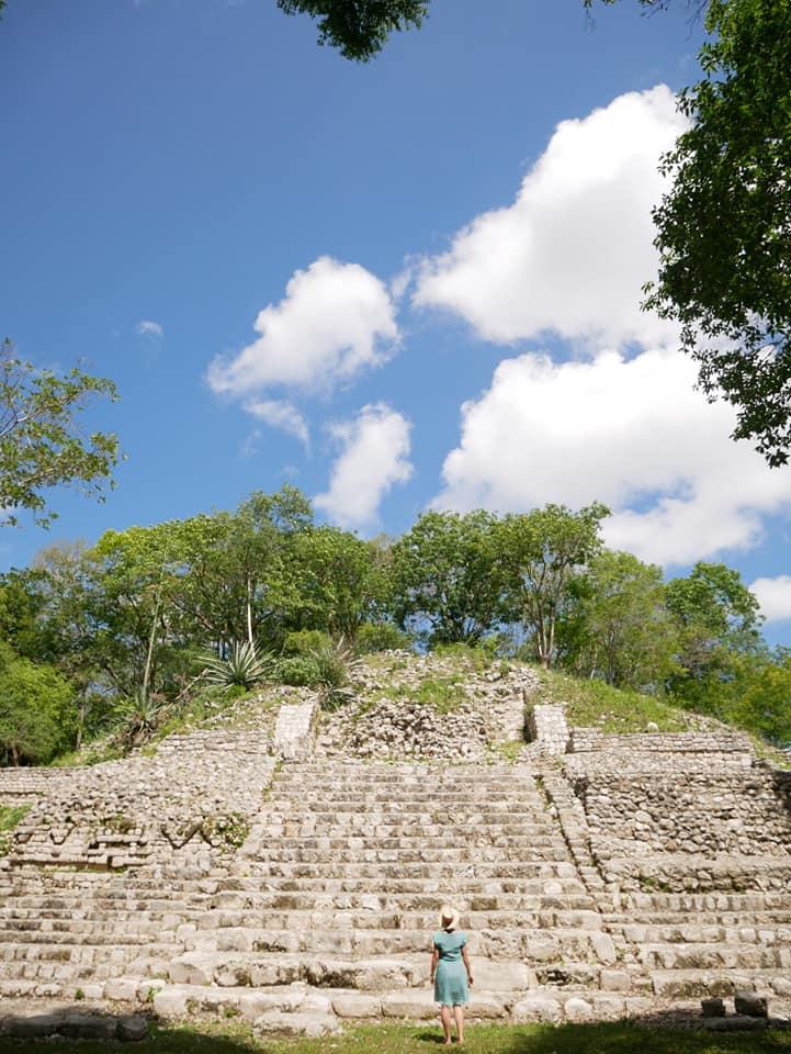Edzná, la ciudad maya de Campeche