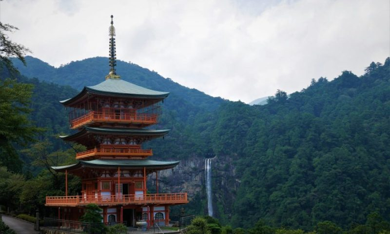 Kumano Nachi Taisha, qué ver en Wakayama, Japón
