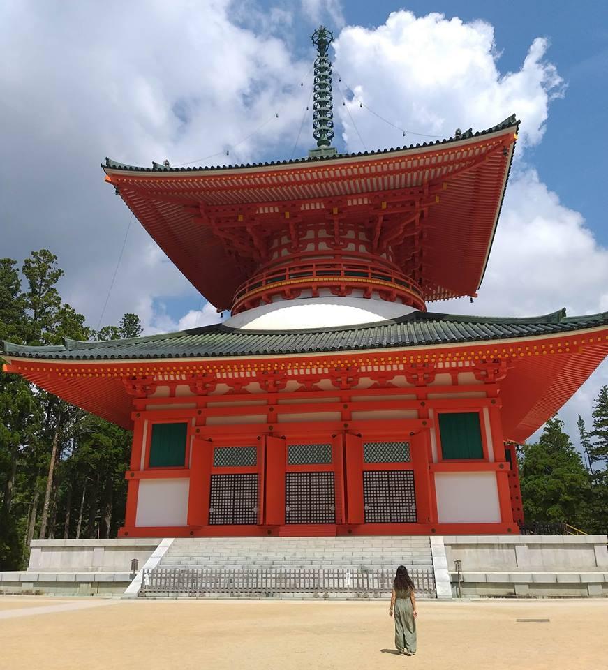 Pagoda de Garan, Koyasan