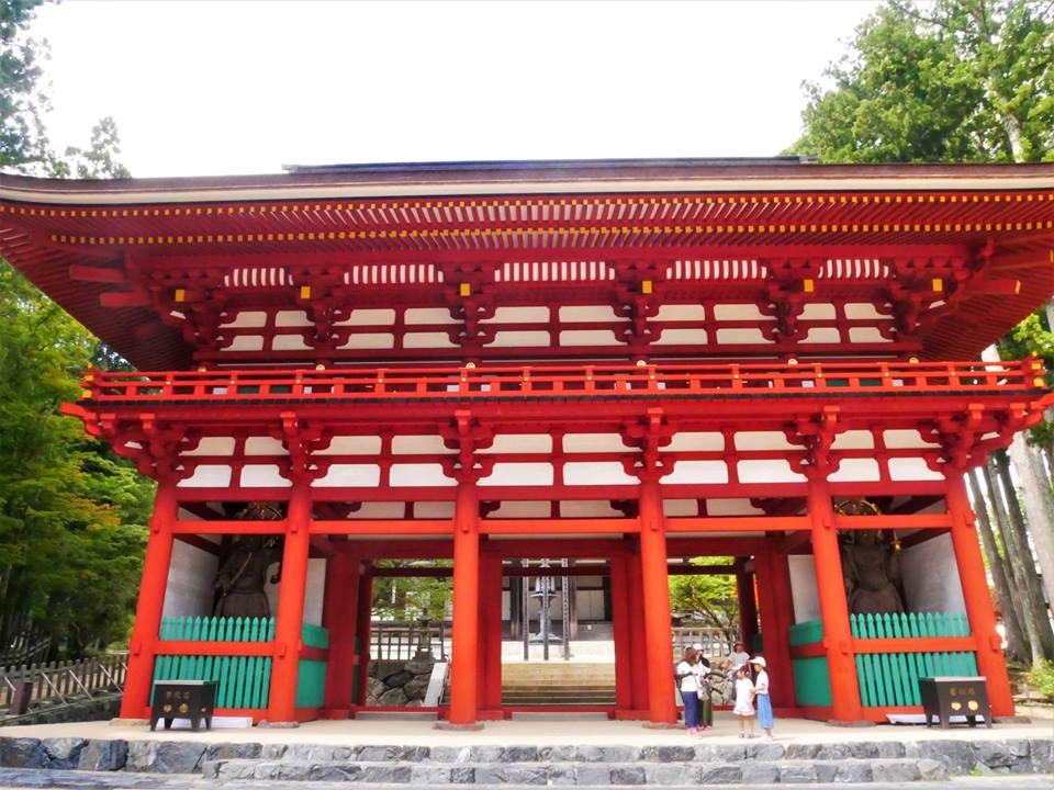 Templos de Koyasan