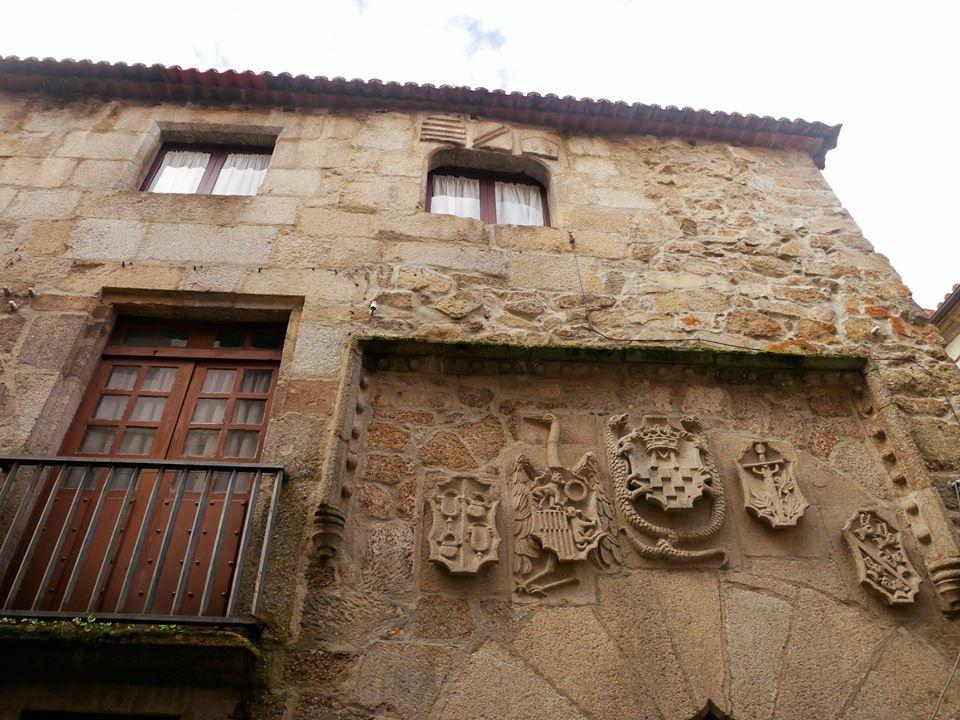 Casas de Ribadavia