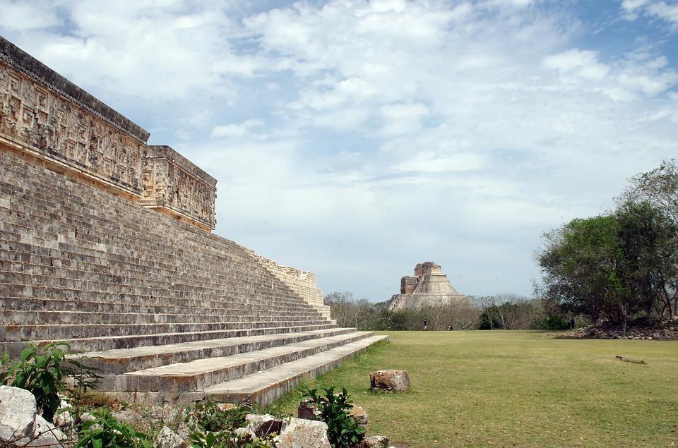 Ciudad maya de Uxmal