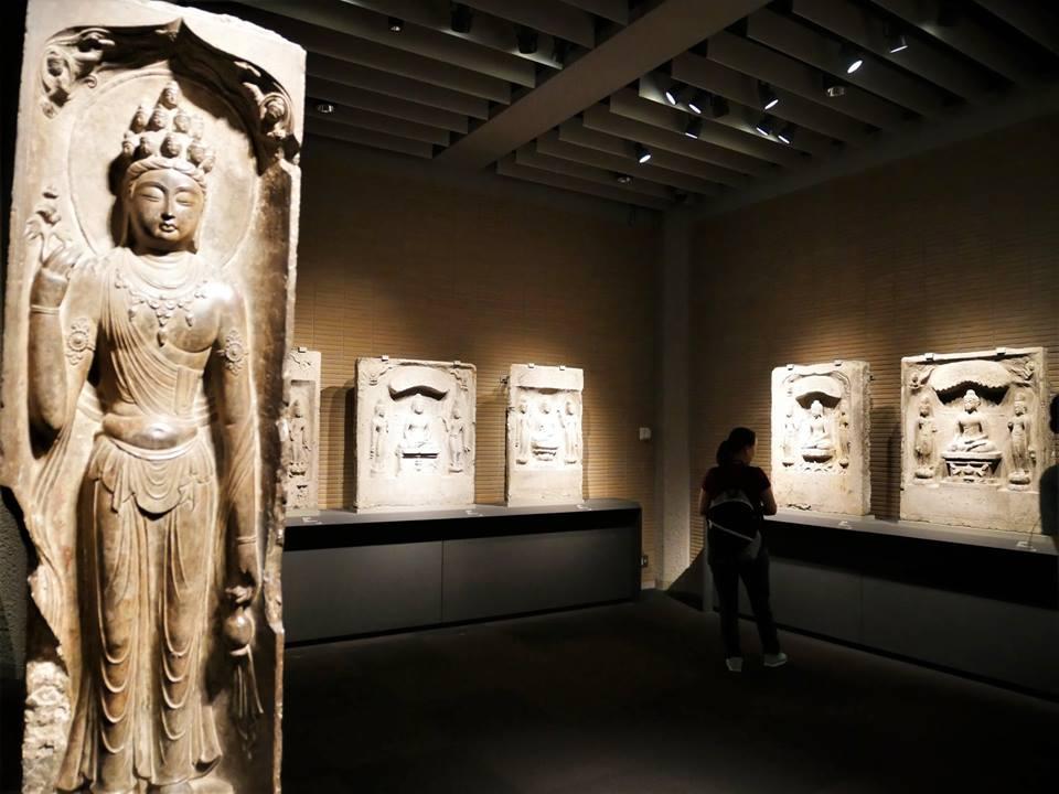 Esculturas, Museo Nacional de Tokio