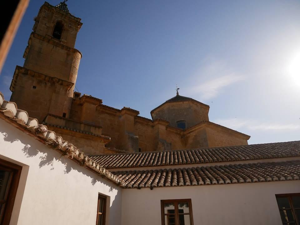 Iglesia y convento de San Antonio