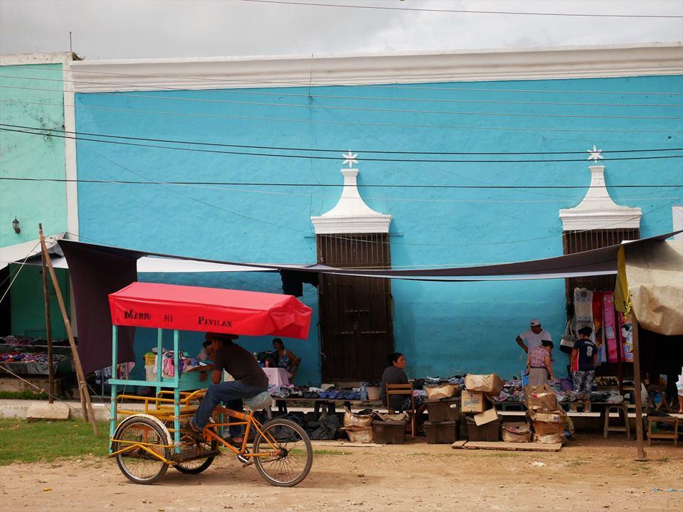 Mercado de Acaceh