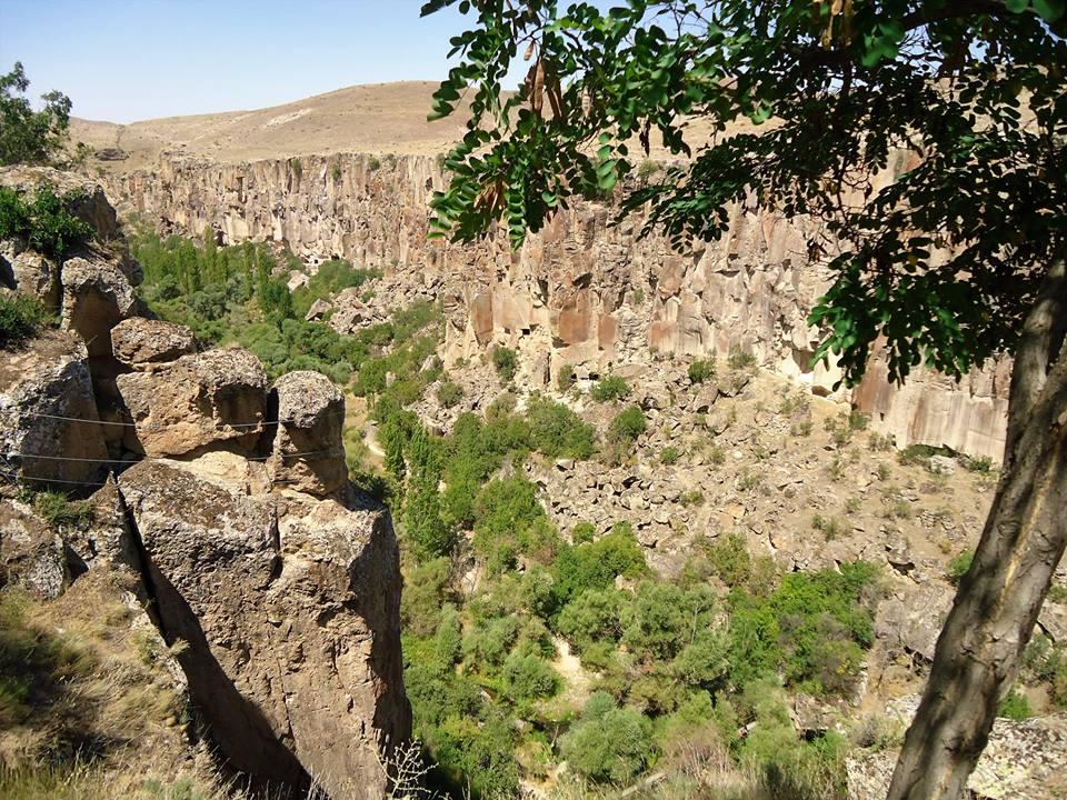 Cañón del río Ihlara