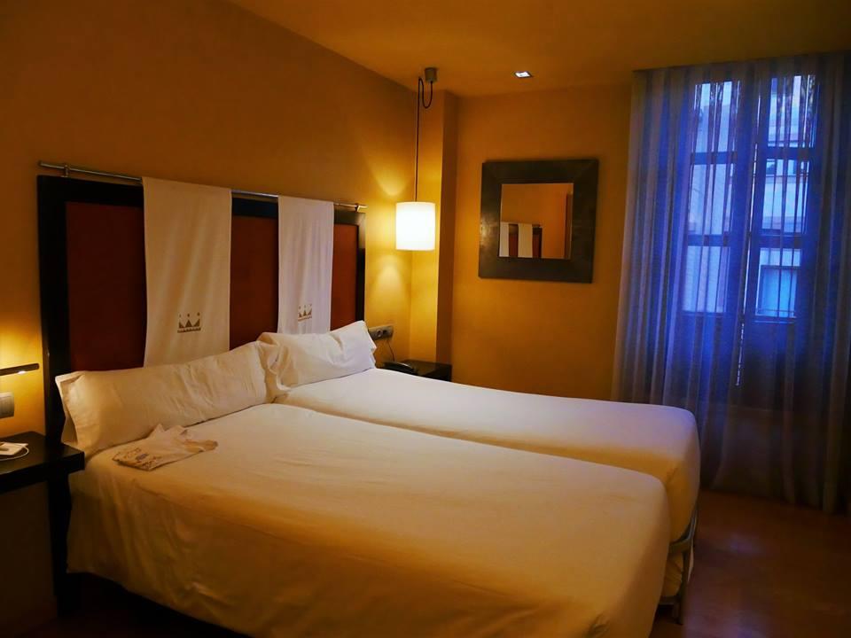 Hotel Fruela, Oviedo