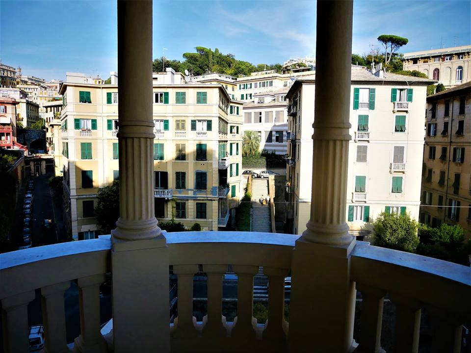 Palacio Gropallo, hotel en Génova