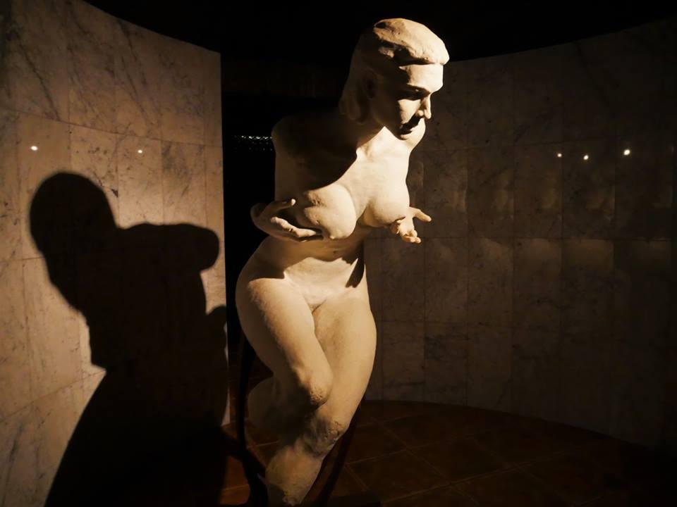 Perséfone, museo bodega Ontañón