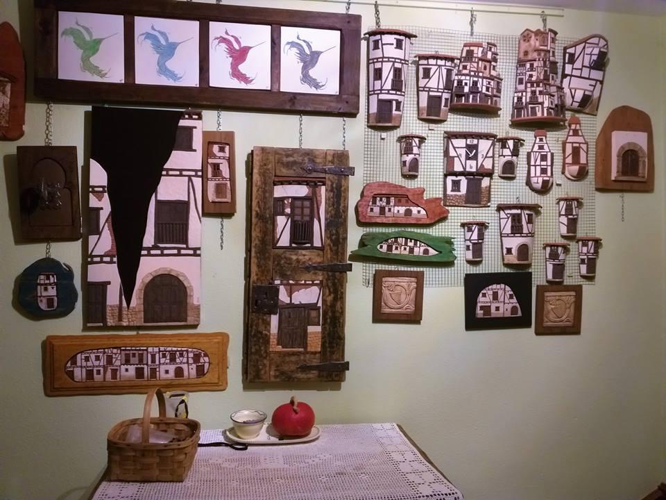 Talleres artesanos de Covarrubias