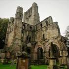 Abadía de Kelso, ruta por el sur de Escocia
